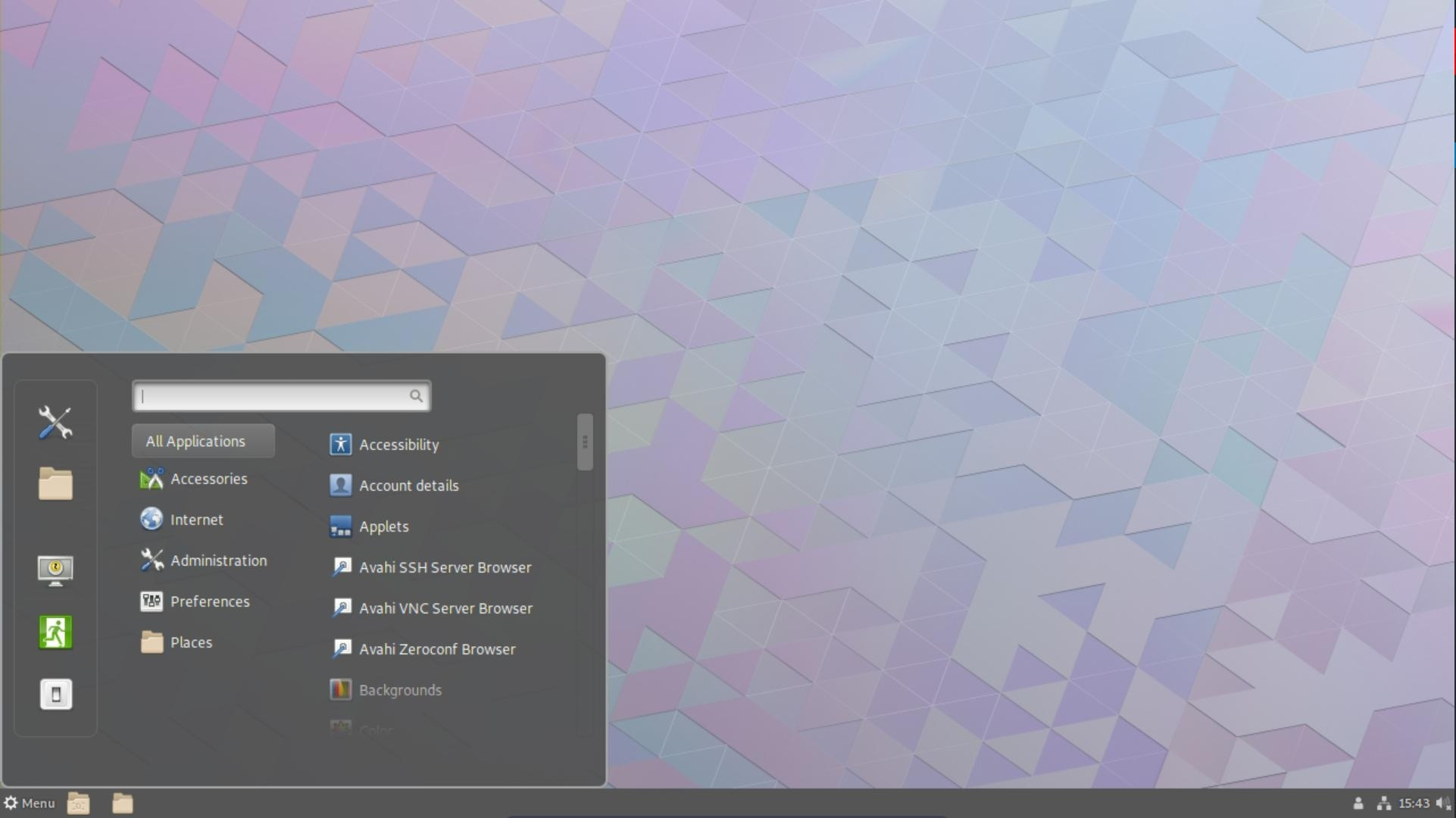 14 All in one Arch Linux installation BIOS with cinnamon AIO