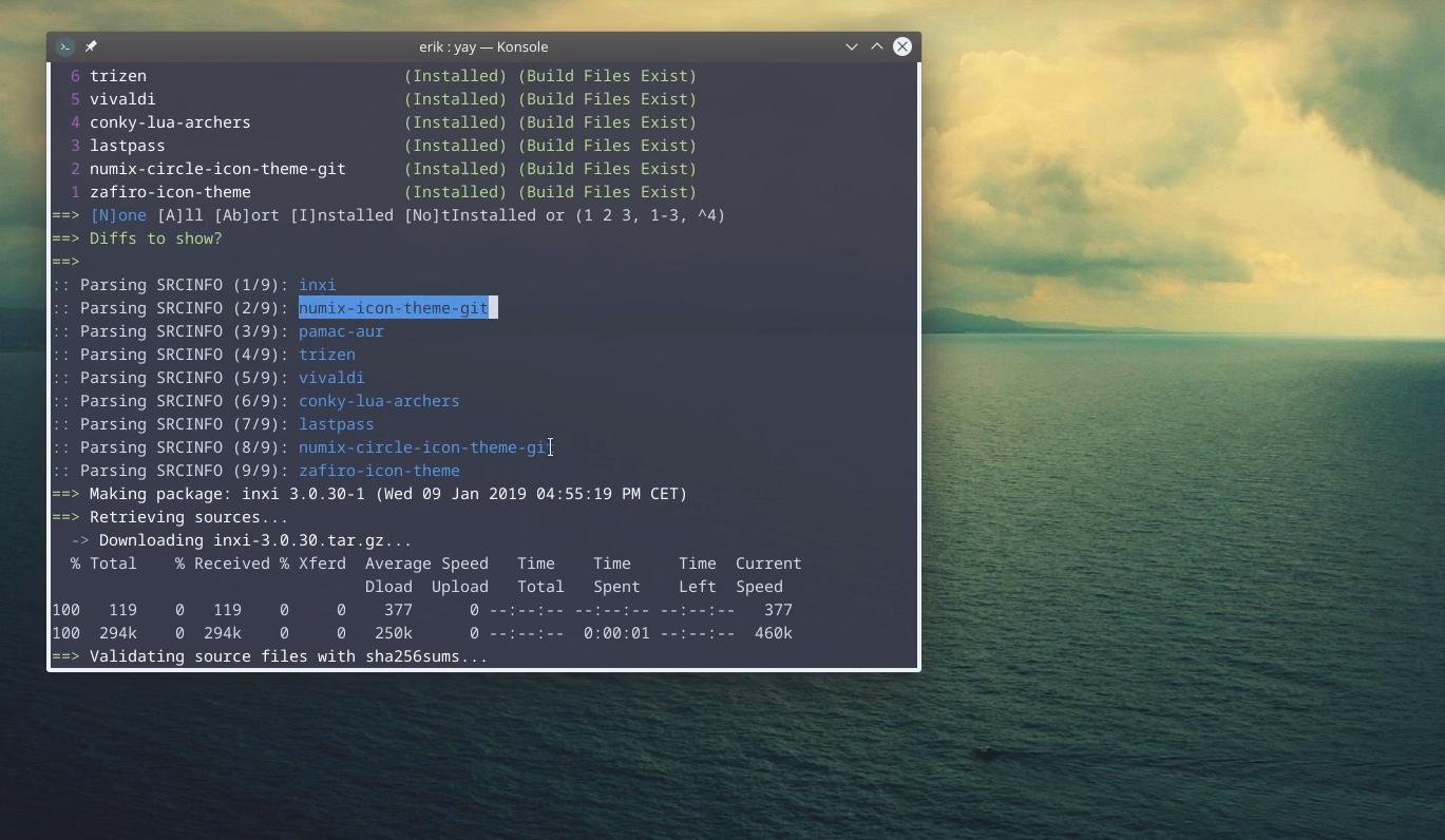 41 updating plasma – fixing numix circle icon theme and deleting