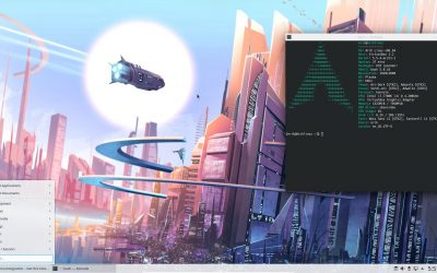 How to install Arch Linux with Plasma on EFI or UEFI – ArcoLinux Tweak Tool – AUR Yay – GPG keys