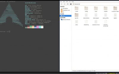12 Installation of i3 on Arch Linux Phase 4